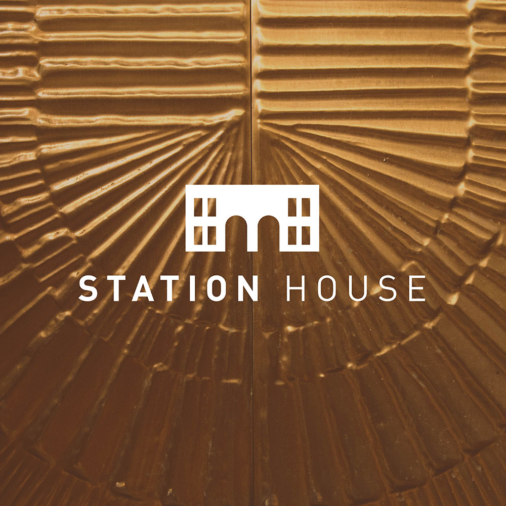 Station House Logo - Stevie & Fern Client