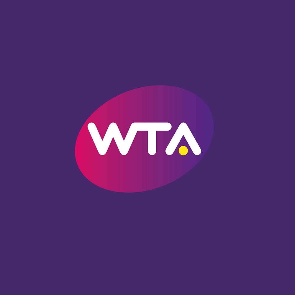 Women's Tennis Association Logo - Stevie & Fern Client